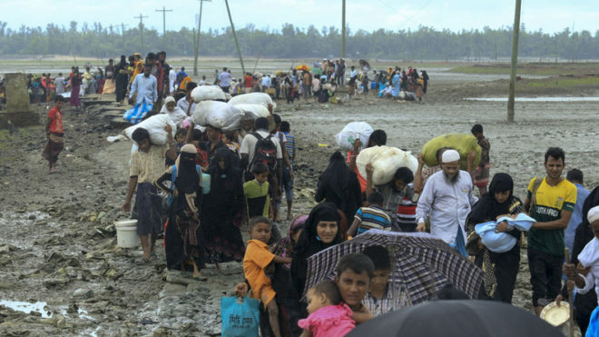 WHO grants $175,000 for Rohingyas' healthcare in Cox's Bazar