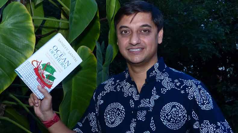No need to change approach to currency management: Sanjeev Sanyal