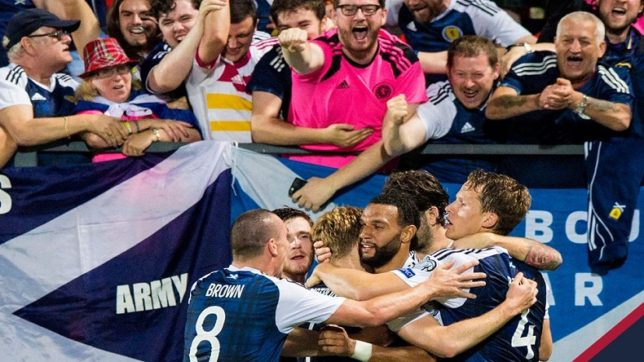 Scotland beat Lithuania at 2018 FIFA World Cup European qualifiers