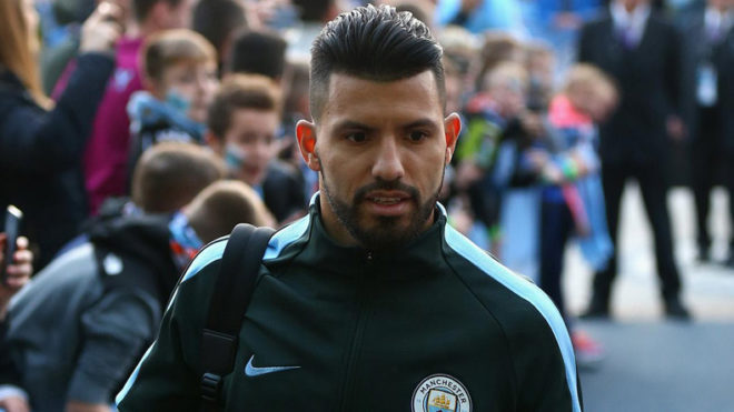 Manchester City striker Sergio Aguero injured in car accident; may sit out for at least 6 weeks