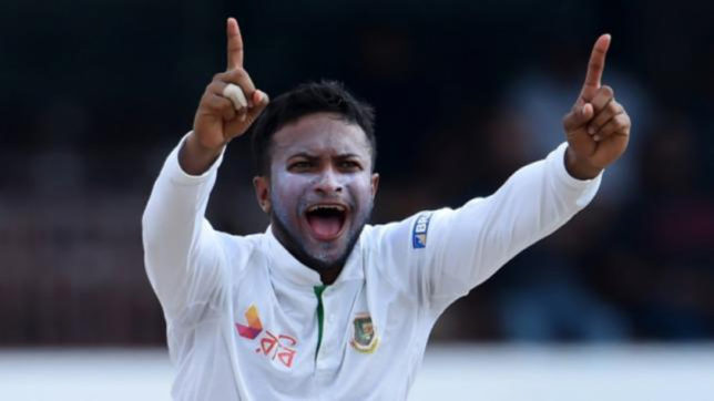 Shakib Al Hasan granted break from Tests by BCB