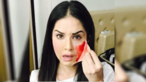 Sunny Leone's new video on Instagram might scare you!