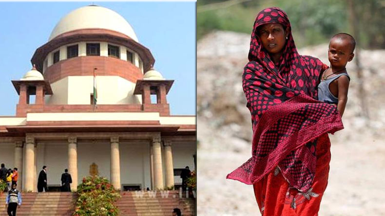 Deportation of Rohingya muslims to Myanmar: Supreme Court has sought detailed reply from the central government