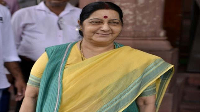 India-Russia friendship rock solid: Sushma Swaraj
