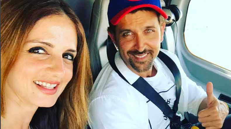 Sussanne Khan stands by 'good soul' Hrithik Roshan