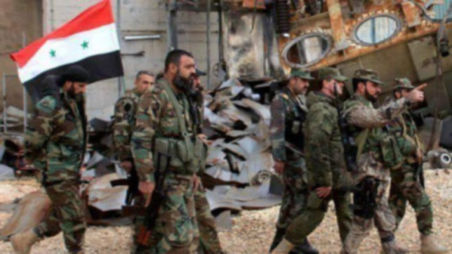Syrian army breaks 3-year IS siege of military base