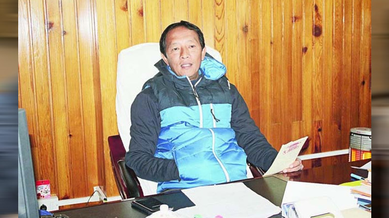 Expelled GJM leader Binay Tamang to hold fast-unto-death after Sep 12 meeting