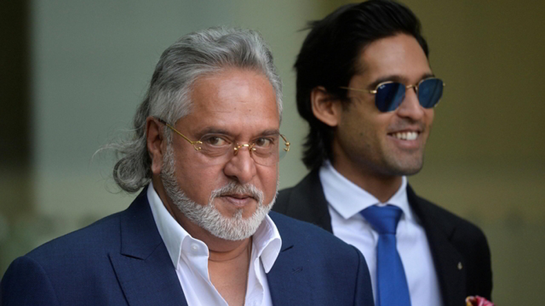 Vijay Mallya moved Rs 6000 crore loan to shell companies