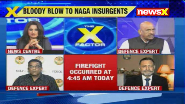 The X Factor: Mega strike at crack of dawn — Indian Army deals bloody blow to Naga insurgents