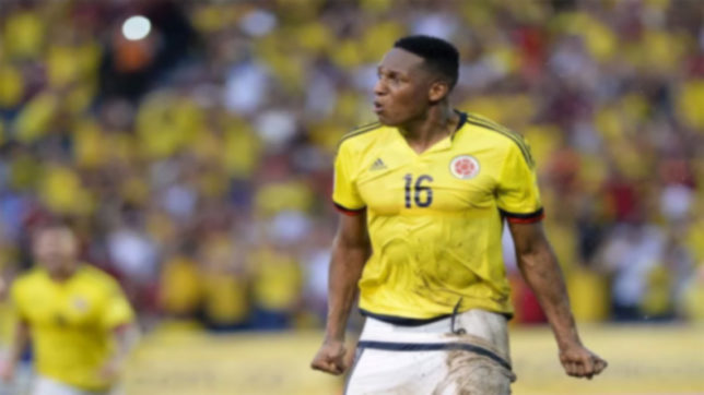 Colombia defender Yerry Mina to join Barcelona next July