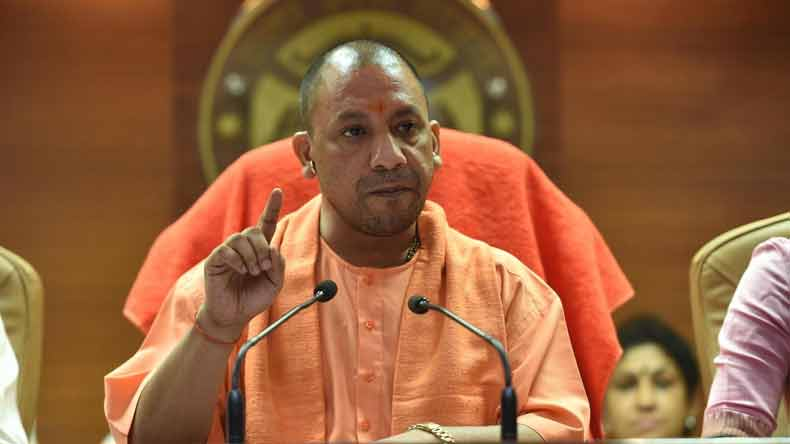 UP CM Yogi Adityanath, 4 others file nominations for legislative council by-polls