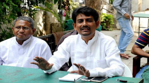Gujarat assembly polls: OBC leader Alpesh Thakor set to join Congress