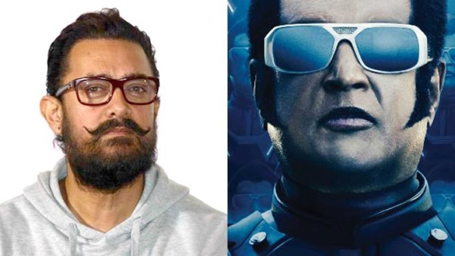 Aamir Khan on rejecting Rajinikanth's role in '2.0'
