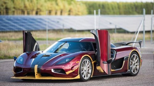 Bugatti Chiron bites the dust as Koenigsegg's Agera RS smashes its world record