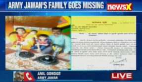 Army jawan's family missing from Arunachal Pradesh; writes to Maha CM, seeks help