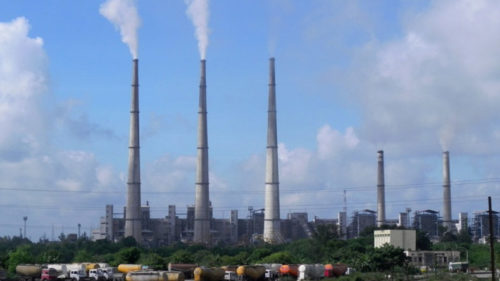 Badarpur-Power-Plant