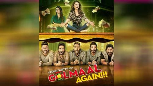 Golmaal Again box office collection Day 1: Ajay Devgn-starrer sees massive opening day, collects Rs 30.14 crore