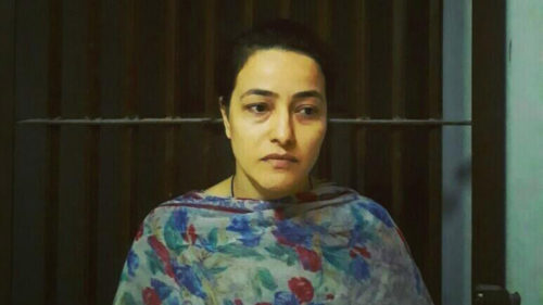 Honeypreet Insan, Sukhdeep Kaur sent to 3 day police remand by Panchkula Court