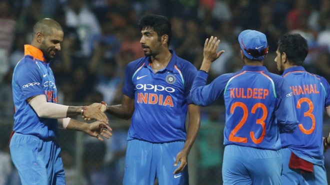India vs New Zealand, 2017: 2nd ODI summary