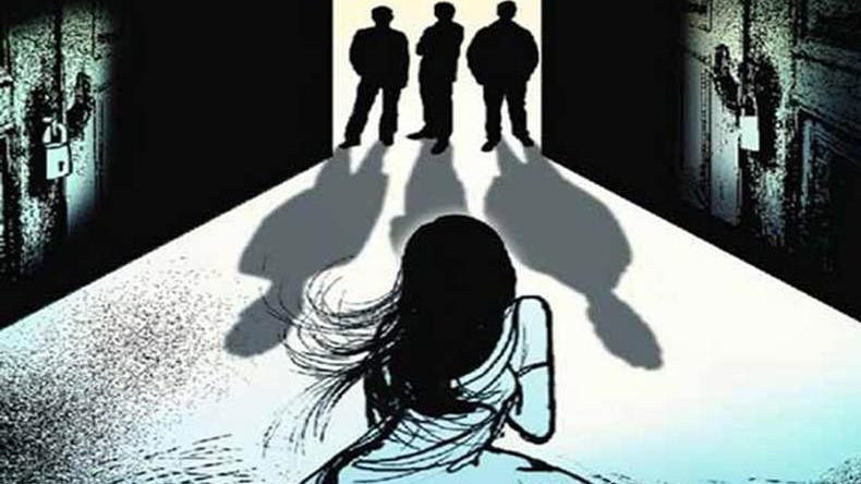 Woman gang-raped at gunpoint, in front of husband and kid