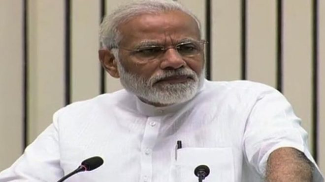 Swachhta can only be achieved when 125 cr Indians will come together: PM Modi