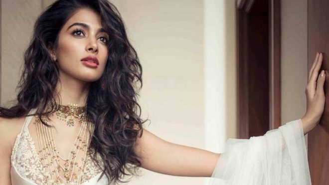 Pooja Hegde to do a special dance number in Ram Charan's flick