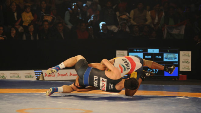 New edition of Pro Wrestling League to kick-off with Greco Roman style