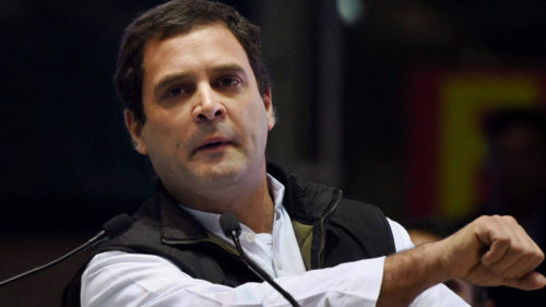 Rahul-BJP war escalates in Gujarat; RaGa mocks PM Modi on demonetisation