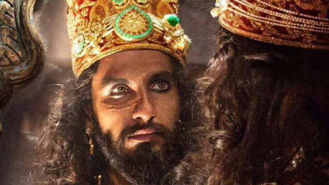 Revealed! Ranveer Singh as Sultan Alauddin Khilji in Padmavati; see pics