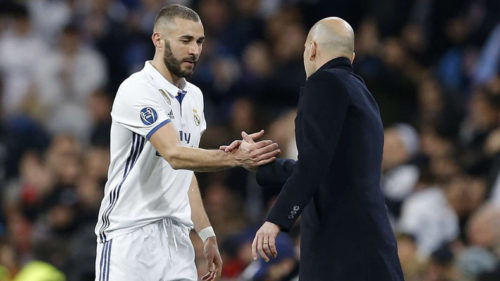 Real Madrid: Karim Benzema is not overrated, feels coach Zinedine Zidane