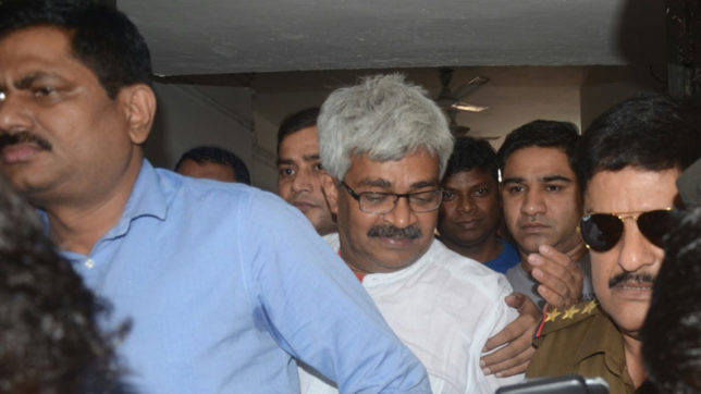 All you need to know about arrested veteran journalist Vinod Verma