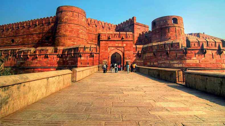 Agra Fort India Gate And Other Monuments Built By Foreign Rulers - Incredible monuments ever built