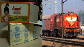 Amul proposes business plan on Twitter, Indian Railways' 'utterly butterly' reply wins the internet