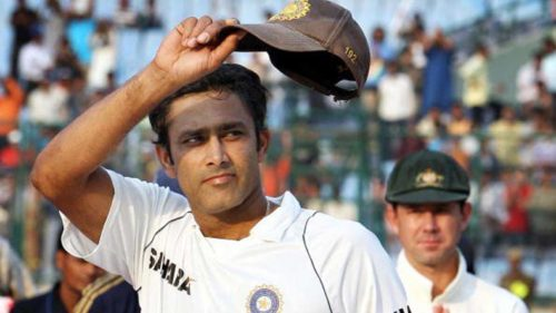 Happy 47th 'Jumbo': Cricket fraternity hails legendary leg spinner Anil Kumble on his 47th birthday