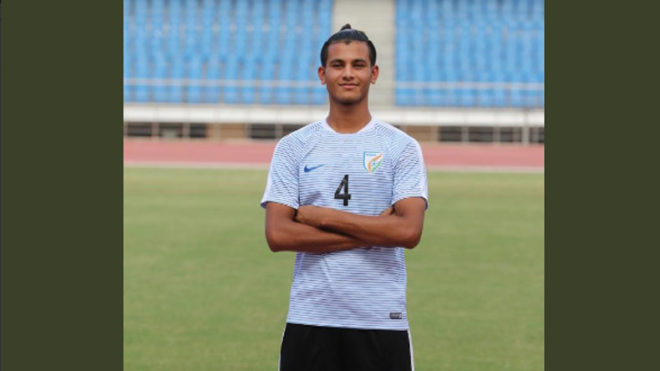 Indian U-17 star Anwar Ali's love for football made him conquer all the obstacles