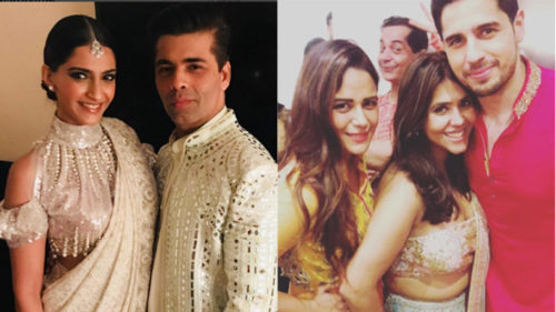 Television queen Ekta Kapoor's star-studded Diwali party