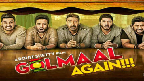 Golmaal Again box office collection: Here is how much Rohit Shetty's multi-starrer has minted at box office so far