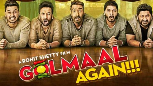 Golmaal Again Box Office prediction: Ajay Devgn's film aims to mint Rs 75 Cr on opening weekend