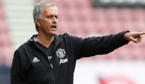 Manchester United determined to catch rampant Manchester City: Jose Mourinho