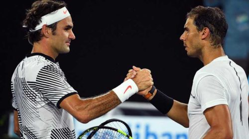 Shanghai Masters: Rafael Nadal to clash with Roger Federer in final