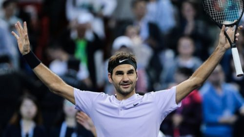 oger Federer outclasses Rafael Nadal in straight sets to claim Shanghai Masters title