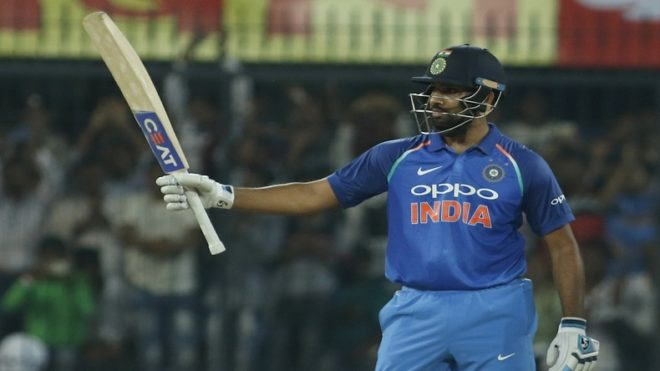 Rohit Sharma jumps to 5th spot in ICC ODI rankings, Kohli holds on to top spot