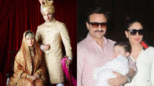 On Saifeena's 5th anniversary, here are Saif Ali Khan and Kareena Kapoor's 5 movies together