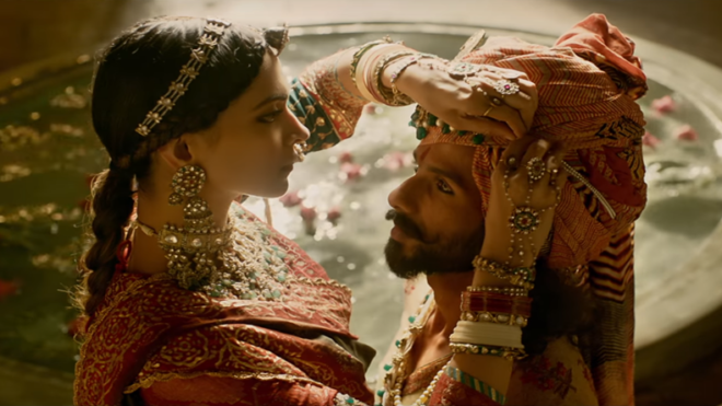Epic, visually stunning, monumental: Words foreign fans used for Padmavati trailer