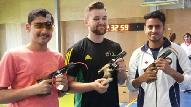 India shines at Commonwealth Shooting Championships 2017