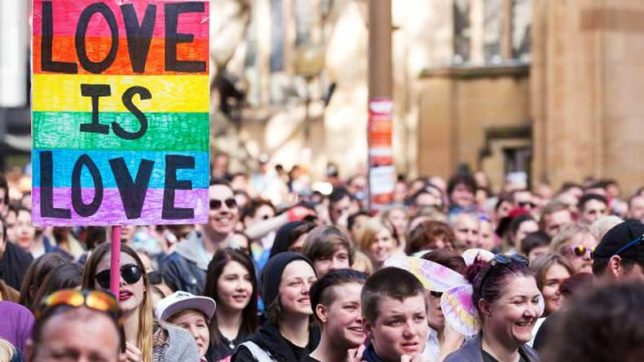 Australians decisively support same-sex marriage, over 60% vote for marriage equality