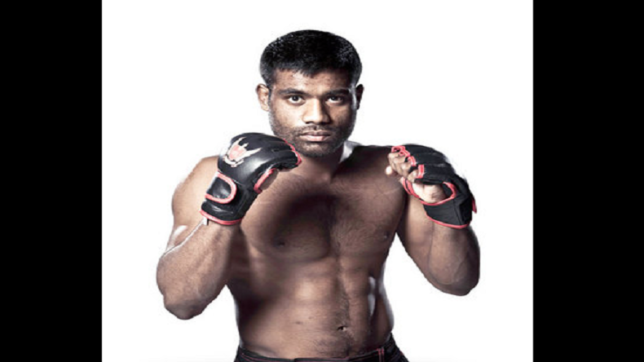 'Daring' Bharat Khandare becomes first Indian born fighter to join UFC