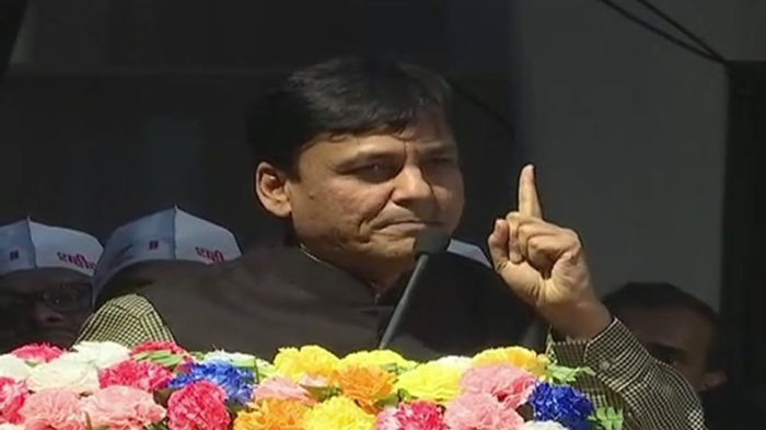 Hands and fingers raised at PM Modi will be chopped off, says Bihar BJP chief Nityanand Rai