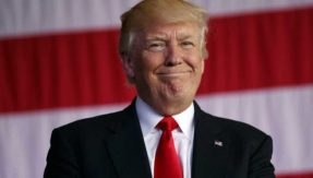 US President Donald Trump's administration challenges AT&T-Time Warner merger