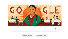 Google doodle celebrates feminist leader and inspiration Dr Rukhmabai Raut